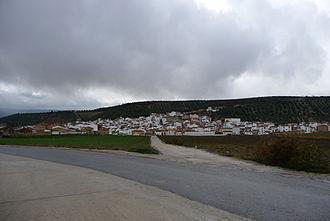 Alcalá del Valle - Image: Alcala Valle P1000594