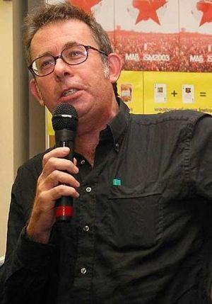 Alex Callinicos - Alex Callinicos in 2009