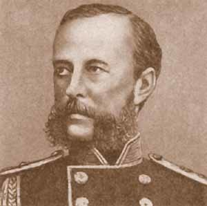 Battle of Lovcha - General Alexander Imerentinsky
