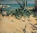 Alexander Mann - Sand Dunes, Tangier 1892.jpg