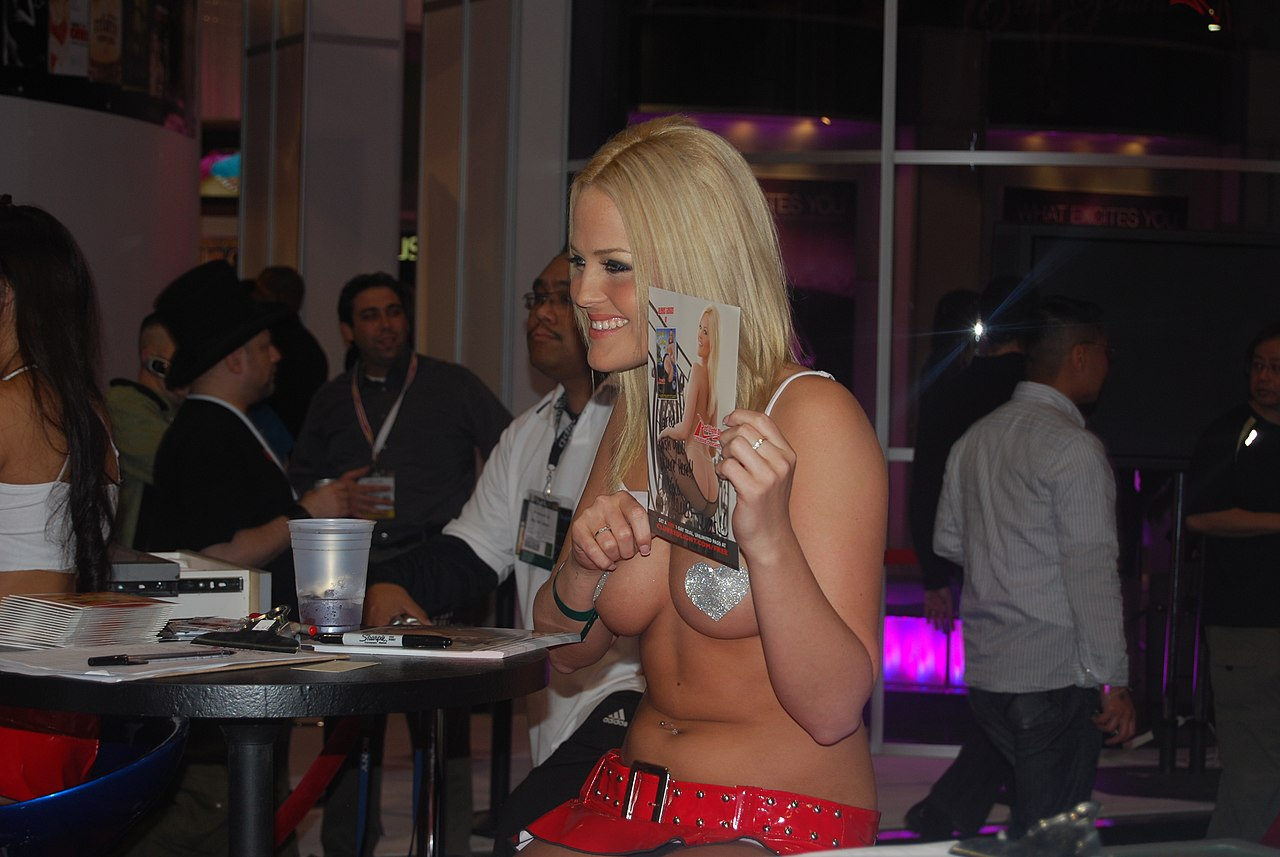 adult entertainment expo 2008