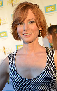 Alicia Witt American actress