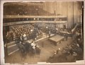 All Star Tournament, 18 Inch Balke Line, Chicago, May 7-14, 1906, Schaefer and Sutton banking for lead, Orchestra Hall LCCN2007663975.tif