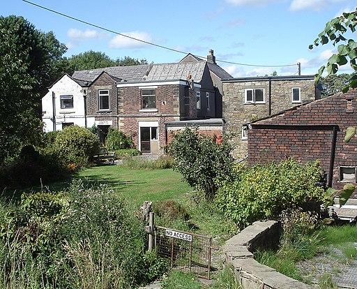 Allanson Hall, Adlington