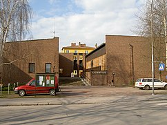 Iglesia  Almtuna, Uppsala (1959)