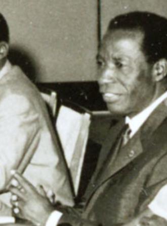 Alphonse Massamba-Débat - Image: Alphonse Massamba Debat