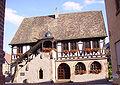 Old town hall in Schifferstadt