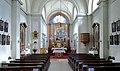 Altmannsdorf (Wien) - Kirche, Innenansicht.JPG