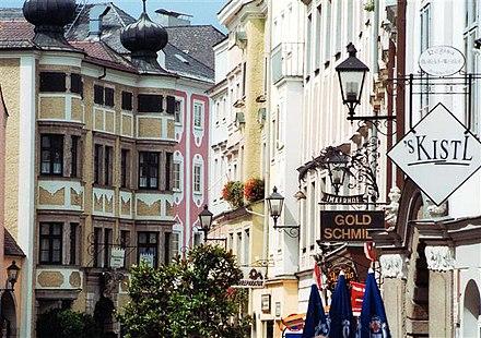 Linz straßenstrich Straßenstrich