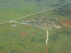 Amata, South Australia - Image: Amata 2013