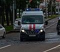 Ambulance on call (Minsk, July 2020) 01.jpg