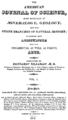 American Journal of Science 1 Title page.png