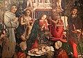 Amico aspertini, madonna in trono, santi e due devoti, 1504-05, dai ss. girolamo ed eustachio, 04.jpg