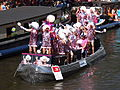 Amsterdam Gay Pride 2013 boat no38 Dolly Dellefleur & Friends pic4.JPG