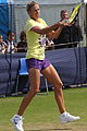Andrea Hlavackova Aegon International Eastbourne 2011 (5861274151).jpg