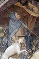 Andrea orcagna e aiuti, cappella dell'annunciazione, 1340-47, 03 natività e annuncio ai pastori.JPG