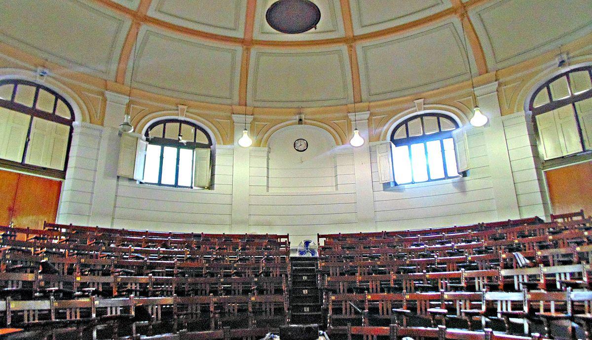 Anfiteatro del Instituto de Anatomía - Wikipedia, la enciclopedia libre
