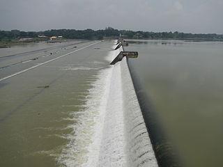Bustos Dam Dam in Bustos, Bulacan, Philippines