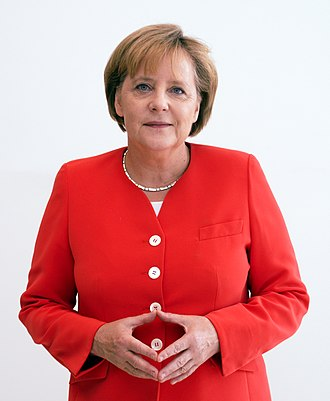 Angela Merkel - Angela Merkel in July 2010