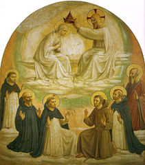 Coronation of the Virgin (Cell 9)