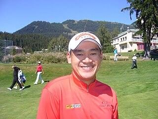 Angelo Que Filipino professional golfer