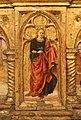 Angelo e bartolomeo degli erri, polittico dell'ospedale della morte, 1462-66, predella 03 maddalena.jpg