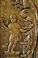 Angelot de la porta de la capella del Salvador, catedral de Sogorb.JPG