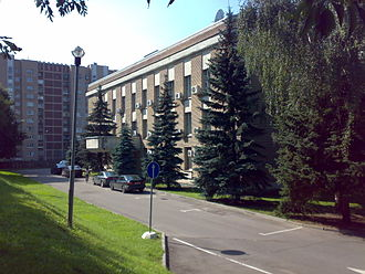 Angola–Russia relations - Embassy of Angola in Moscow