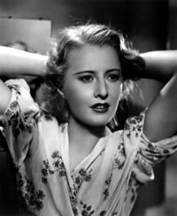 Barbara Stanwyck i Stella Dallas (1937).