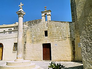 Balzan - Image: Annunciation church