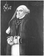 Portrait of Anna Rauscher