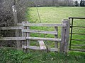 Another stile on the Shropshire Way - geograph.org.uk - 750739.jpg
