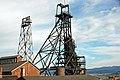 Anselmo Mine headframe (Butte, Montana, USA) 3.jpg