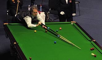 Anthony Hamilton (snooker player) - Anthony Hamilton at 2013 German Masters.