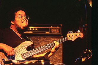 Anthony Jackson (musician) - Jackson, in 1978 touring the Netherlands with Al Di Meola