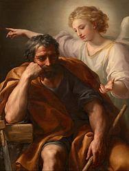 Anton Raphael Mengs: The Dream of St. Joseph