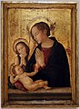Antoniazzo romano e bottega, madonna col bambino e sa giovannino, 1500 ca.jpg