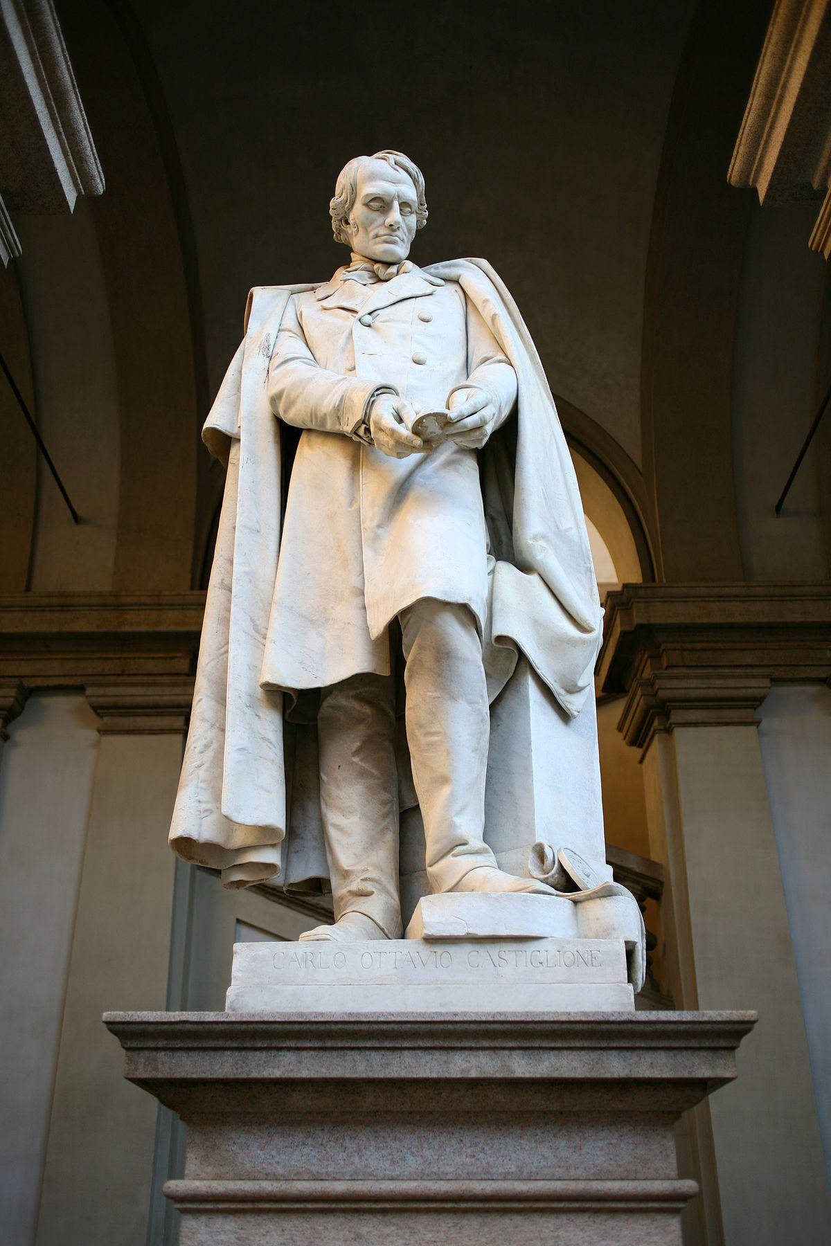 Monument to carlo ottavio castiglioni milan wikidata for Accademia di design milano