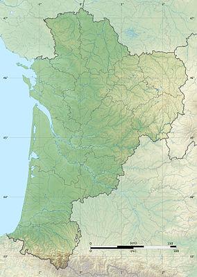 ModuleLocation mapdataFrance NouvelleAquitainedoc Wikipedia