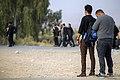 Arba'een Pilgrimage In Mehran, Iran تصاویر با کیفیت از پیاده روی اربعین حسینی در مرز مهران- عکاس، مصطفی معراجی - عکس های خبری اربعین 132.jpg