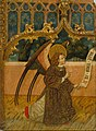 Archangel Gabriel from an Annunciation - Google Art Project.jpg