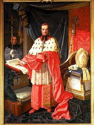 Ferdinand August von Spiegel - Image: Archbishop Spiegel