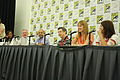 Archer cast at Comic-Con in 2010.jpg