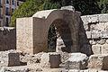 Arco da muralla romana de Zaragoza España Z19.jpg