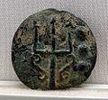 Ariminum, teruncius in bronzo, IV-III sec ac..JPG
