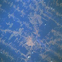 Ariquemes, Rondonia, Brasil satelite.jpg