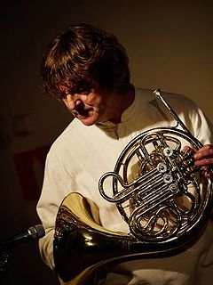 Arkady Shilkloper Russian trumpeter and hornist