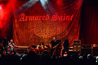 Armored Saint American heavy metal band