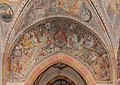Arnoldstein Thoerl Pfarrkirche St Andrae Triumphbogen Weltgericht 05102016 4744.jpg