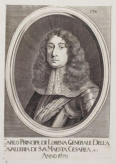 Carlos V de Lorena